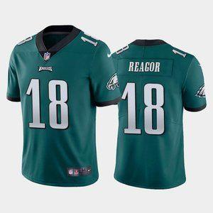 Eagles Jalen Reagor Green Jersey
